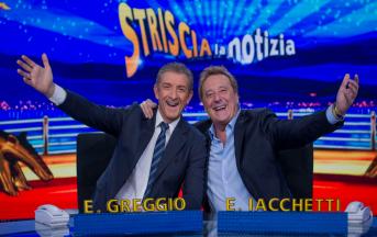 Striscia la Notizia: il commento di D'Alema su Matteo Renzi (VIDEO)