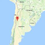 scossa 6.4 argentina