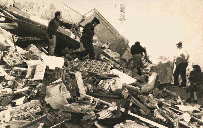 36 anni fa terremoto irpinia
