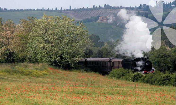 Treni natura per il ponte dell'Immacolata a Siena