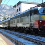 Treno elettrico Milano-Bolzano per mercatini Natale 2016