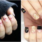 unghie gel decorazioni semplici, unghie gel, unghie gel decorazioni, unghie gel decorazioni facili, unghie gel decorazioni veloci, unghie gel inverno 2016, unghie gel inverno 2016 immagini,