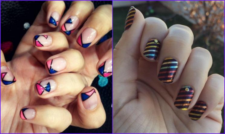 nail art autunno inverno 2016, nail art autunno 2016, nail art semplici, nail art 2016, nail art semplici da fare, nail art semplici 2016, nail art autunno 2016 foto,