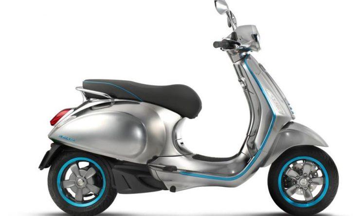 Gruppo Piaggio, presenta la nuova Vespa Elettrica a Eicma