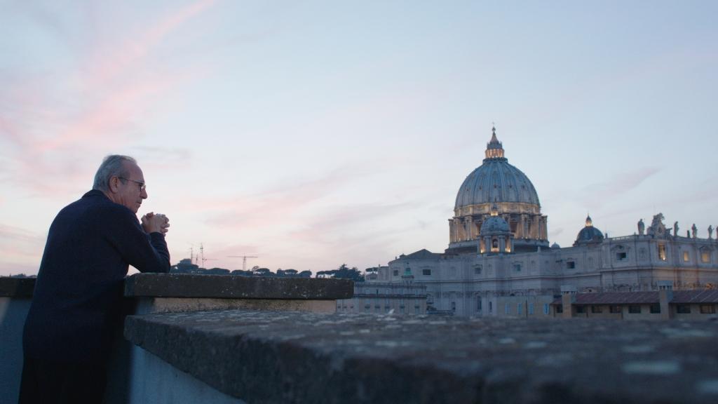 Francesco Il papa della gente fiction mediaset cast