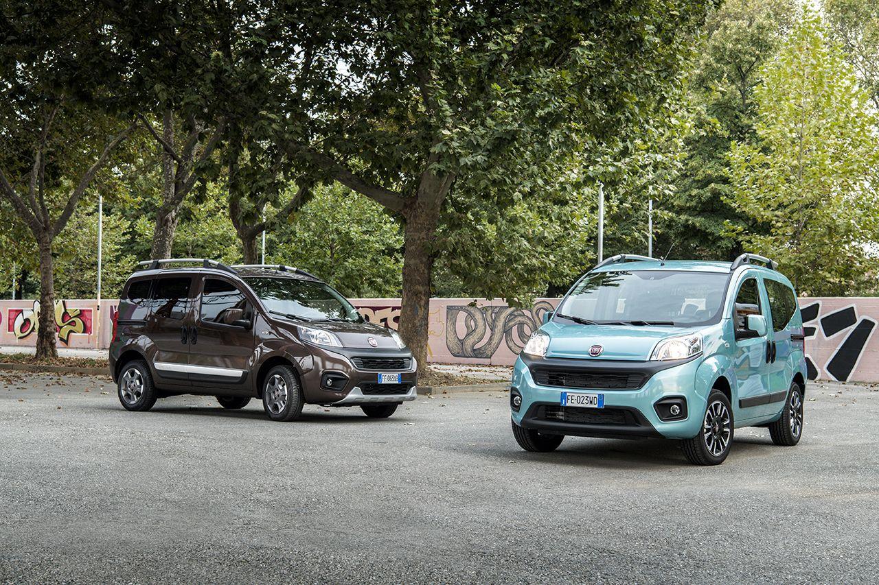 Fiat nuovi modelli 2017 Qubo