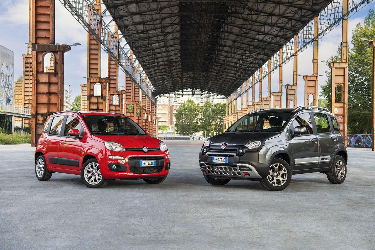 Fiat nuovi modelli 2017 Panda