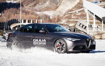 Alfa Romeo Giulia Veloce test drive, come e dove provare Giulia Veloce