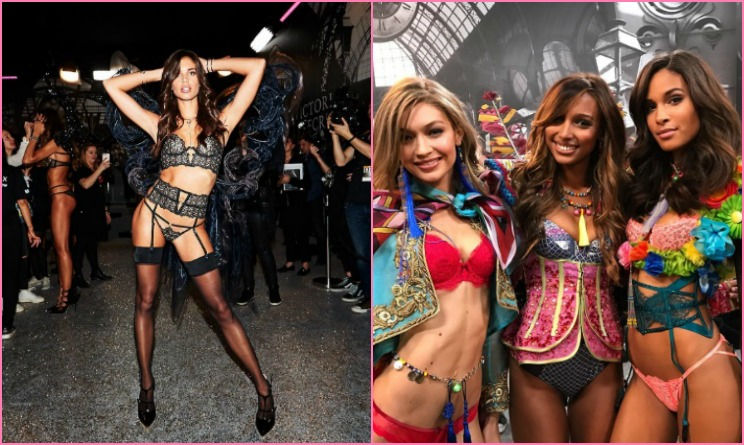 victoria's secret fashion show 2016 live, victoria's secret fashion show 2016 angeli, victoria's secret fashion show 2016 foto, victoria's secret fashon show 2016 immagini, victoria's secret fashion show 2016 instagram