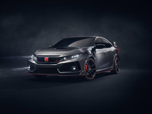 Honda nuovi modelli 2017