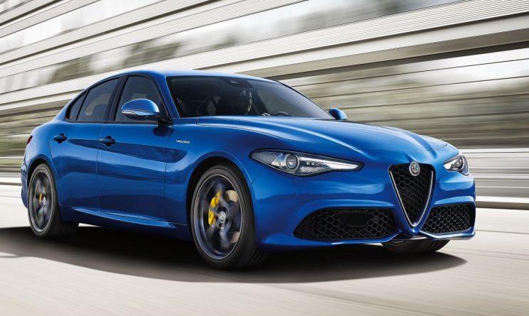 Alfa Romeo Giulia Veloce: trazione integrale Q4 per la nuova berlina sportiva