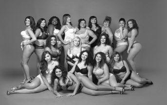 Calendario 2017 Beautiful Curvy: dodici mesi dedicati alla bellezza delle donne formose