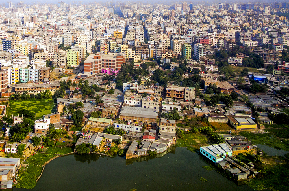 Bangladesh kamikaze