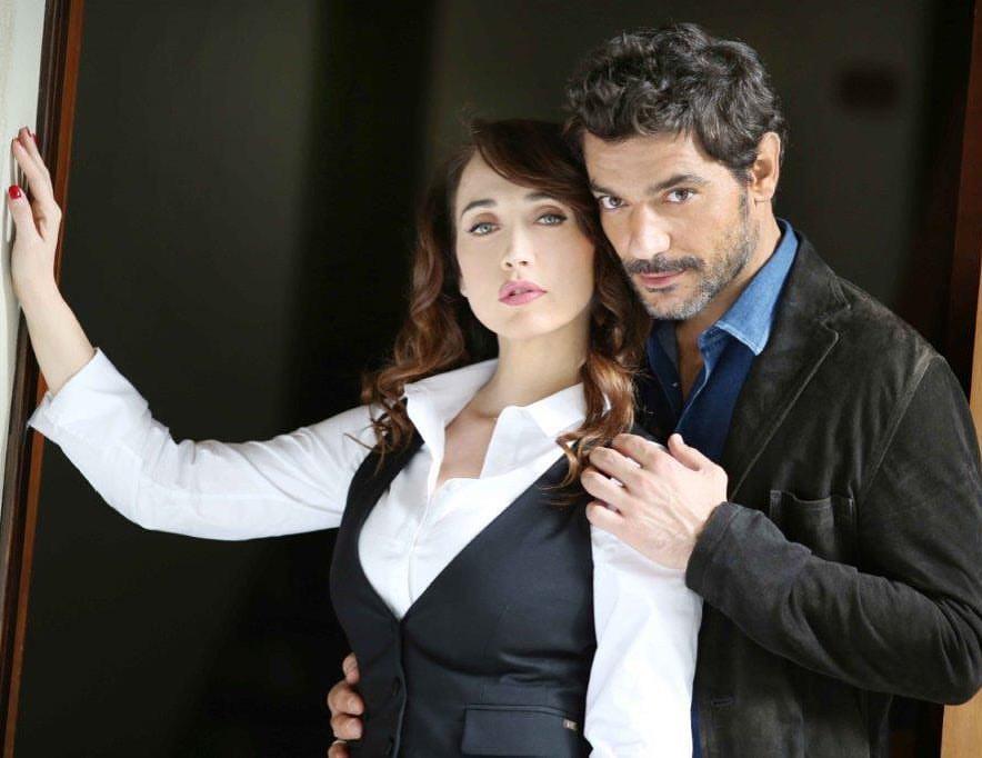 Chiara Francini e Giuseppe Zeno
