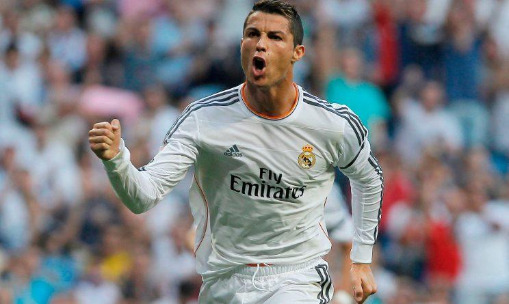 Cristiano Ronaldo auto