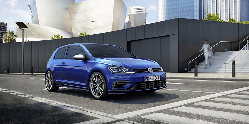 Volkswagen Golf restyling 2017, nuove varianti in Germania