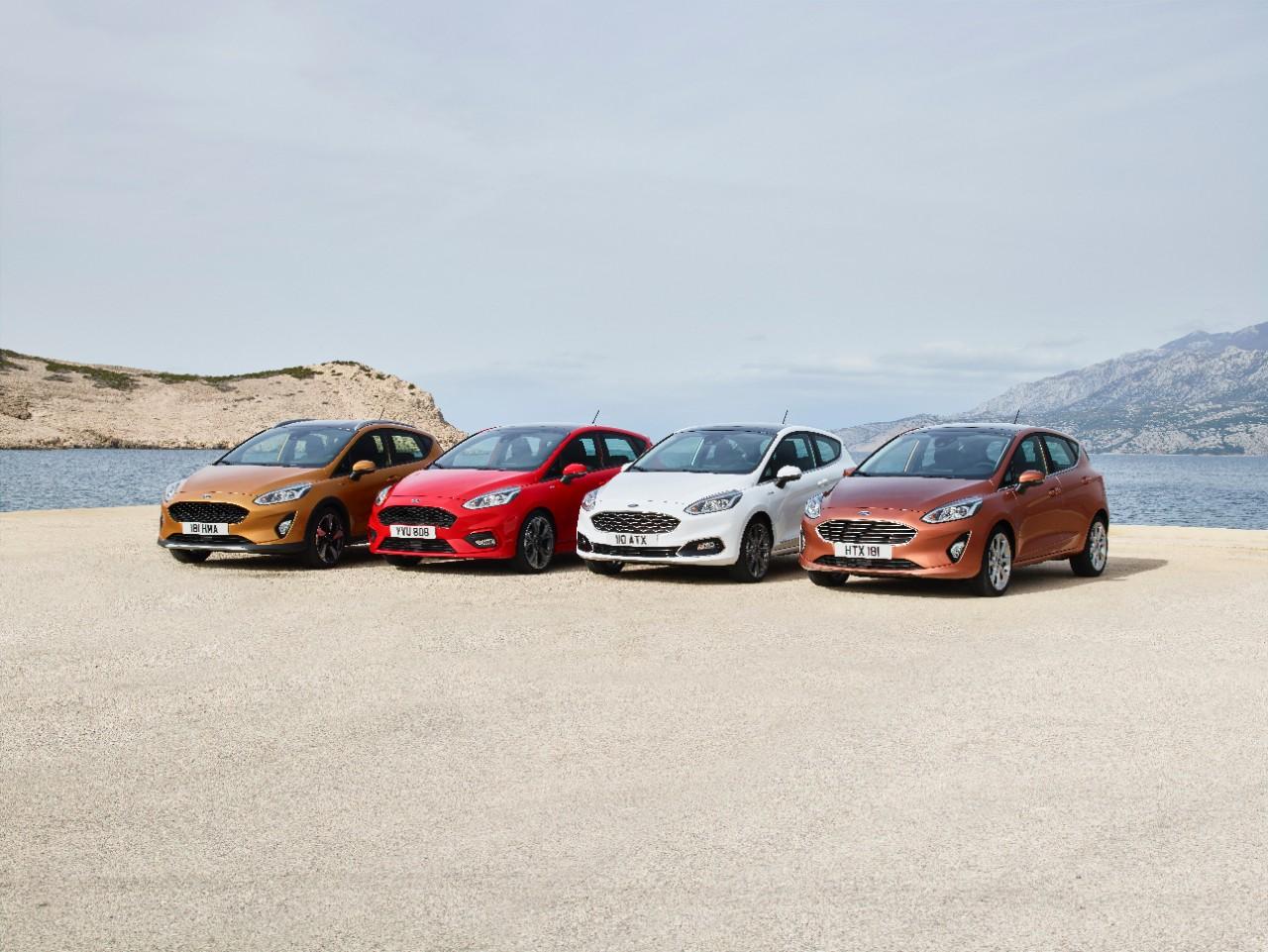 Ford nuovi modelli 2017 Fiesta