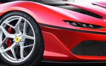 Ferrari J50 prezzo, caratteristiche, scheda tecnica e data uscita [FOTO]