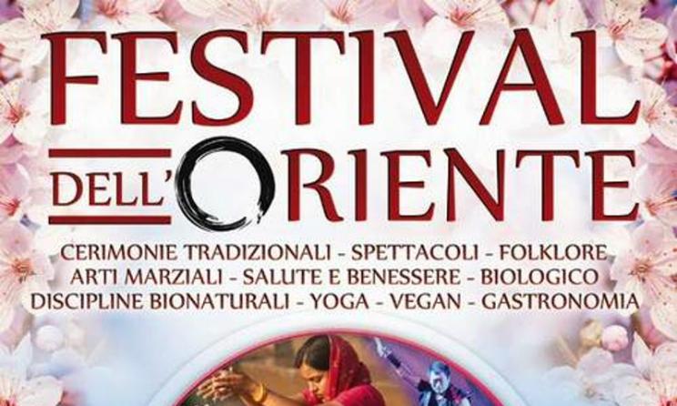 Festival dell'Oriente Padova 2017 programma date e orari
