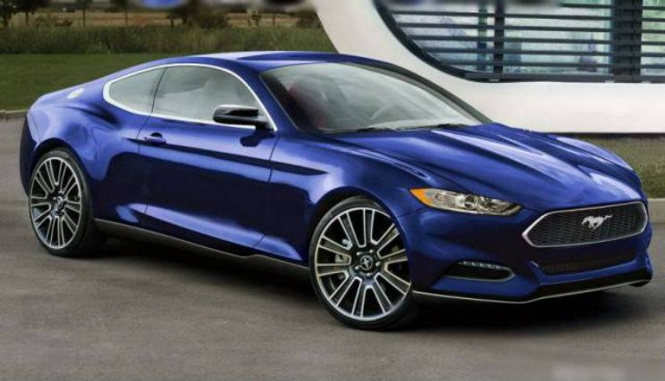 Ford Mustang Black Shadow e Blue Edition, serie speciali per l'Europa