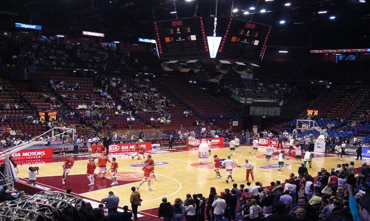 Dove vedere Olimpia Milano-Brindisi streaming gratis
