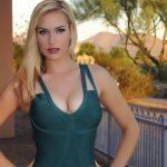 golf Paige Spiranac