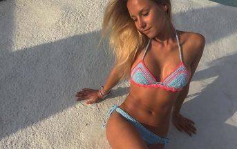 Ter Stengen fidanzata, le foto della bellissima Daniela Jehle