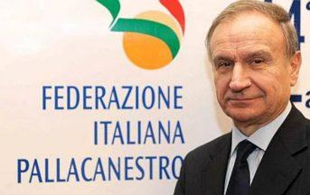 Basket, Giovanni Petrucci confermato Presidente della FIP: ecco la composizione