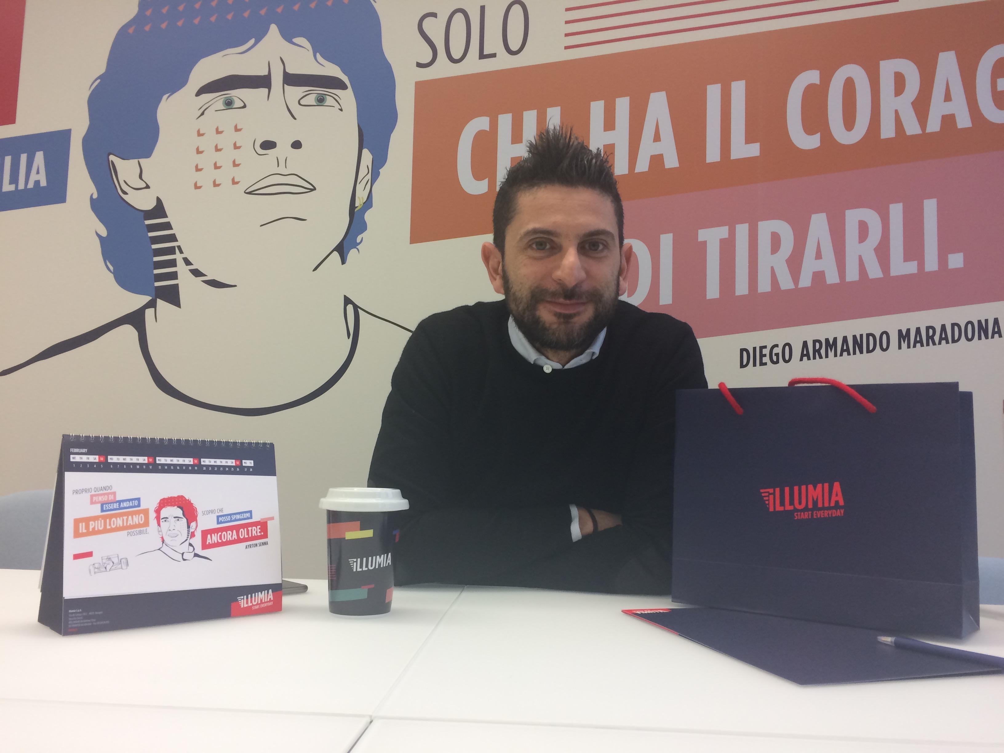 Illumia interviste Marco Bernardi