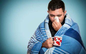 Influenza senza febbre: cosa prendere