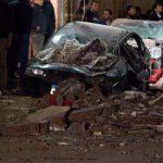 Esplosione cattedrale Il Cairo