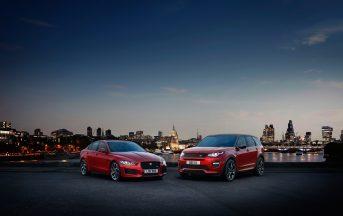 MotorShow Bologna 2016 Jaguar Land Rover, le auto in esposizione