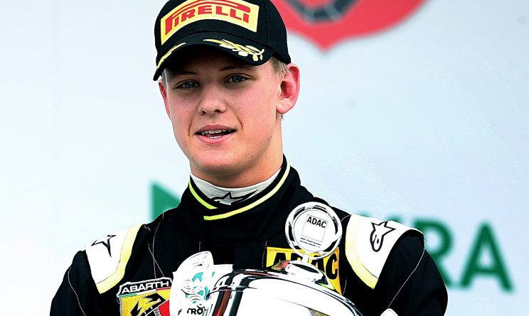 Mick Schumacher con Prema nel Campionato FIA Formula 3