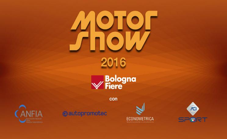 Motor Show Bologna 2016 programma