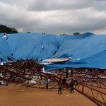 Tetto chiesa crolla Nigeria