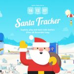 Norad Santa Tracker app per Android iOS e Windows 10