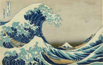 L'Onda di Hokusai al MAO di Torino: esposta solo per pochi giorni a chiusura del 150esimo delle relazioni tra Italia e Giappone