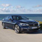 BMW M550i xDrive prezzo caratteristiche