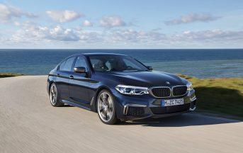 BMW M550i xDrive prezzo, caratteristiche e scheda tecnica, data uscita [FOTO]