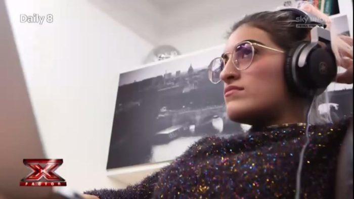 La fashion blogger Chiara Ferragni veste Fedez, ma alla madre non piace