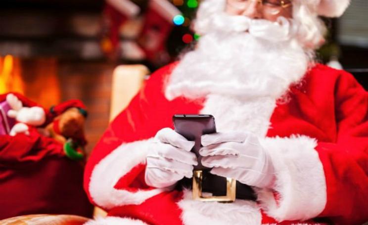 Siti e App Android e IOS per auguri di Natale 2016