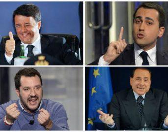 Ultimi sondaggi elettorali: intenzioni di voto alle politiche 2018, cosa scelgono gli italiani? (FOTO)