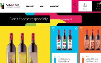 Startup Italia, Viniamo.it: scegliere il vino in modo 3.0