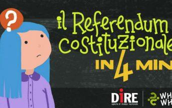 """Referendum 4 dicembre si o no? La startup """"WhyWhy"""" spiega la politica italiana (e non solo) in modo innovativo"""