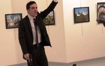 Attentato ad Ankara: cosa sappiamo del killer dell'ambasciatore russo Andrei Karlov
