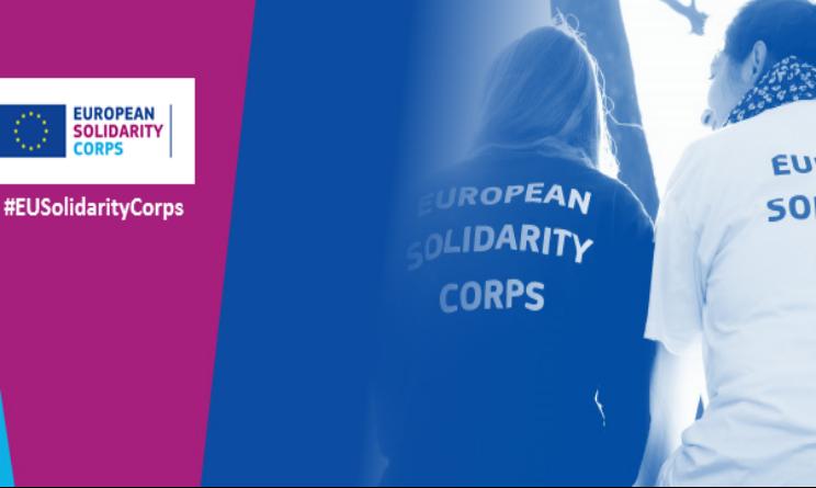 Nuovo programma europeo Corpo europeo di solidarietà 2017