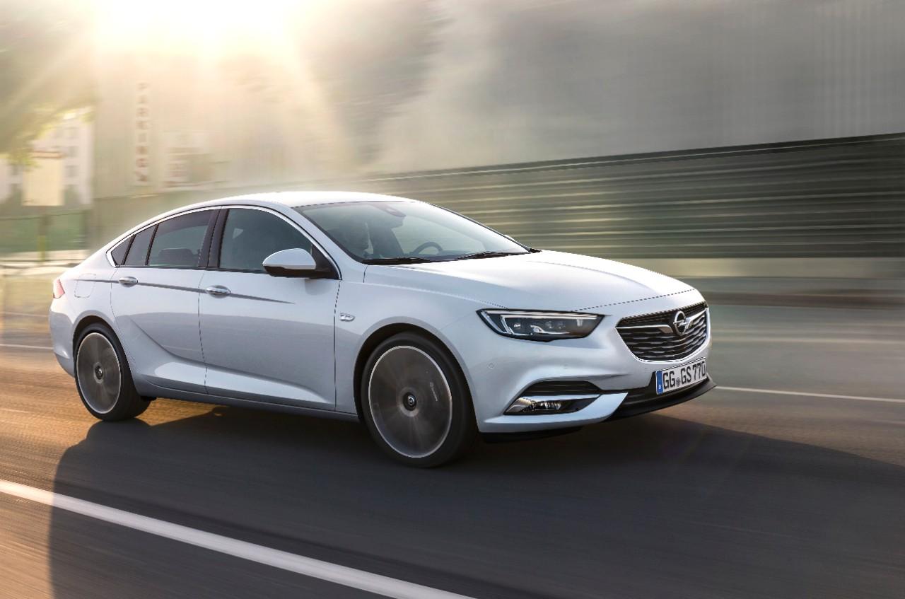 Novità auto Opel nuovi modelli 2017