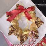 la prova del cuoco oggi, la prova del cuoco ricette dolci, la prova del cuoco ricette 12 dicembre 2016, la prova del cuoco ricetta stella di natale golosa natalia cattelani, stella di natale golosa natalia cattelani,