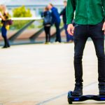 hoverboard da città