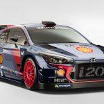 Hyundai i20 WRC caratteristiche